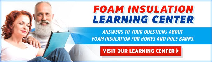 Foam Insulation Learning Center