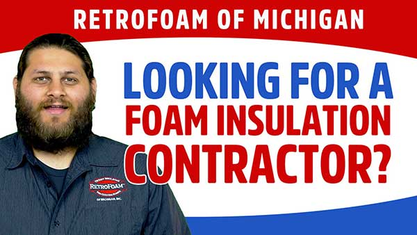 Spray foam insulation contractors michigan retrofoam of michigan at retrofoam of michigan we use spray foam insulation to help homeowners create the home or pole barn theyve always dreamed of solutioingenieria Choice Image