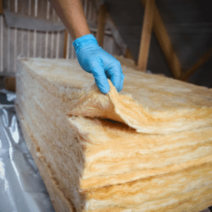 what is fiberglass insulation