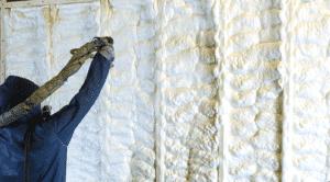 cost of spray foam insulation