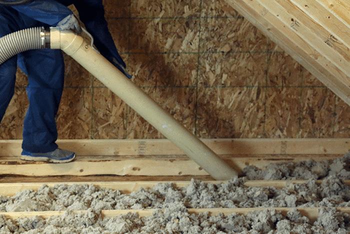 cellulose home insulation