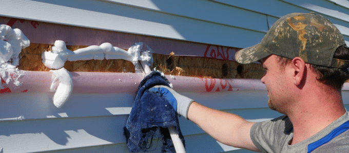 home insulation types