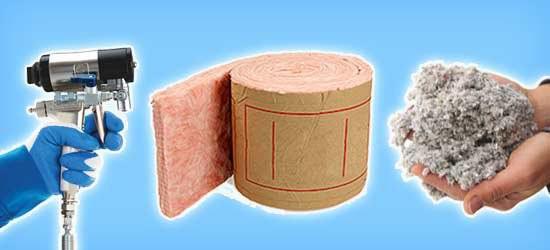 Foam vs Fiberglass vs Cellulose  Which Insulation is Best