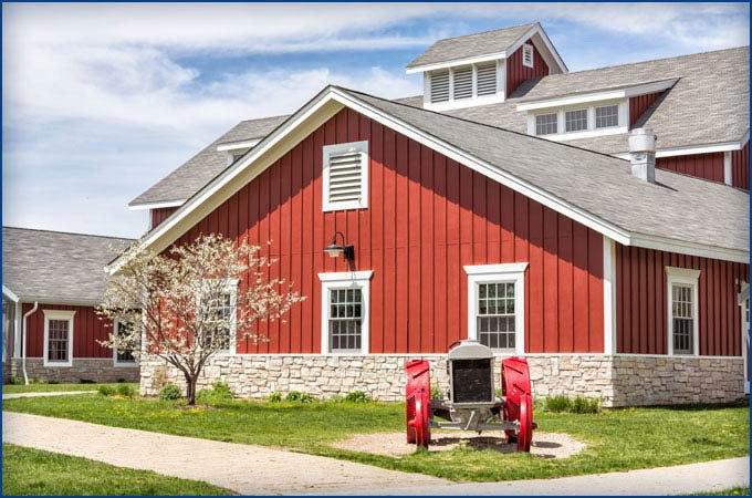 Spray Foam Insulation a Must Have in Alma Farmhouse Renovation