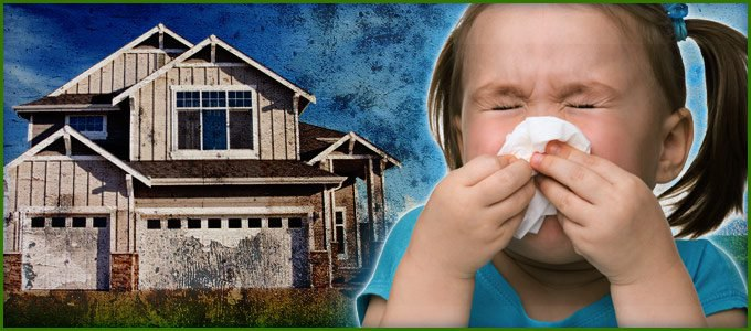 Reduce Airborne Allergens and Pollutants from Entering Your Home