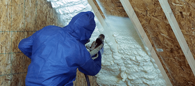 What is Spray Foam Insulation? What it's Made of, How it Works, & More