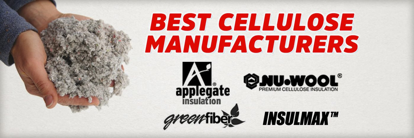 Who Are the Best Cellulose Insulation Manufacturers?