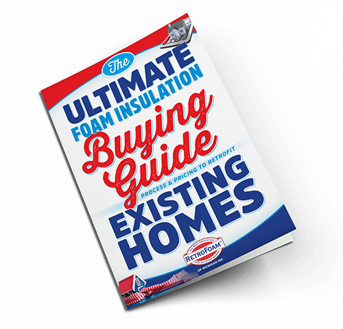 The Ultimate Foam Insulation Buying Guide for Existing Homes  eBook