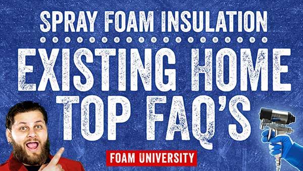 Existing Home FAQ s